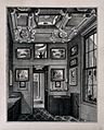 Sir John Soane's House and Museum; the dressing room at grou Wellcome V0013539.jpg