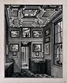Sir John Soane's House and Museum; the dressing room at grou Wellcome V0013539.jpg