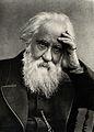Sir William Huggins. Photomechanical print after Walker & Co Wellcome V0026583.jpg