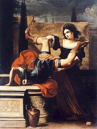 Women in ancient warfare - Timoclea