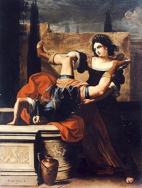 elisabetta sirani - image 1