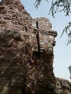 Siri Fort wall at Panchsheel Park1