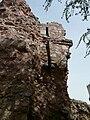 Siri Fort wall at Panchsheel Park1.jpg