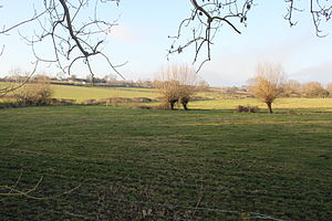 Battle of Langport - Image: Site of the Battle of Langport