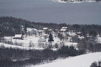 Lavangen - Image: Skavmodalen
