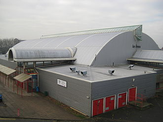 Slough Jets - The Slough Ice Arena