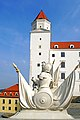 Slovakia-03084 - Romans Statue (31910180560).jpg