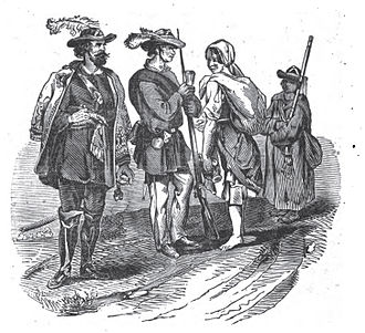 Slovak Uprising of 1848–49 - Slovak volunteers, 1848/49