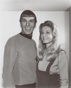 Smiling Spock and Leila Kalomi.png