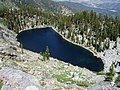 Smith Lake on the Pacific Crest Trail - panoramio.jpg