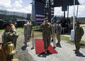 Smith assumes command of Joint Task Force Guantanamo 120625-N-NZ935-122.jpg