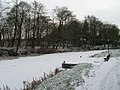 Snow-covered canal at Cadder - geograph.org.uk - 1627137.jpg
