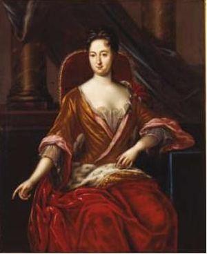 1684 in Sweden - Sofia Lovisa von Ascheberg