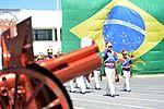 Solenidade em comemoração aos 56 anos da criação do 32⁰ Grupo de Artilharia de Campanha (GAC) do Exército Brasileiro – Grupo D.Pedro I (26364406671).jpg