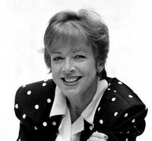 Sonja Barend - Sonja Barend in 1985