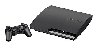 PlayStation 3 Seventh-generation and third home video game console developed by Sony