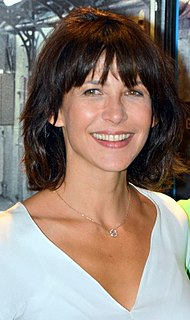 French actress, director, screenwriter and author