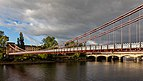 South Portland Street Suspension Bridge, Glasgow, Scotland 03.jpg