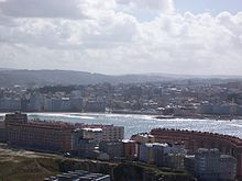 Spain LaCorunaFromTower.jpg