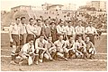 Spanish national football team on the training before the match against Austria in Madrid, 08.01.1936.jpg