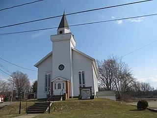 Spartansburg, Pennsylvania Borough in Pennsylvania, United States