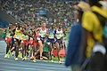 Spc. Paul Chelimo wins silver medal in 5,000 meters at Rio Olympic Games photos by Tim Hipps, IMCOM Public Affairs (29090423836).jpg