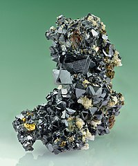 Sphalerite - Creede, Mineral County, Colorado, USA.jpg