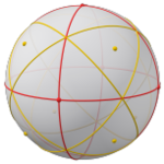 Spherical polyhedron with great circles, 8 ry.png