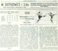 Sport Powszechny nr 39 26 listopada 1911 Mecz Polonia Warszawa Korona Warszawa 19 listopada 1911.png
