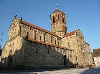 Rosheim - Saints-Pierre-et-Paul Church in Rosheim