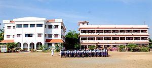 Kadungalloor - St.John's Visitation Public School, Muppathadam