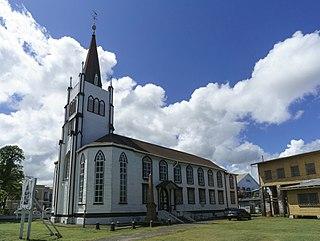 St. Andrews Kirk, Georgetown Church in Georgetown, Guyana