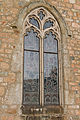 St Clement Church window exterior.JPG