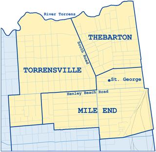 Thebarton, South Australia Suburb of Adelaide, South Australia