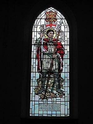 Rachel de Montmorency - Image: St George Waltham Green