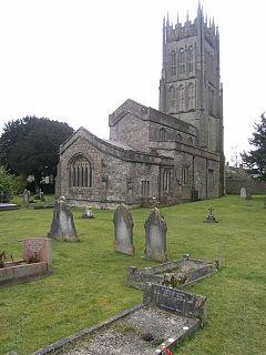 Leigh-on-Mendip Human settlement in England