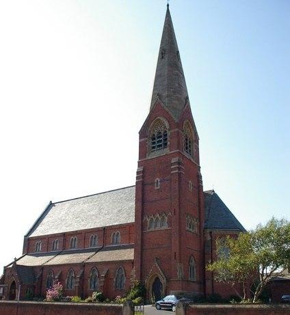St James's Church, Barrow