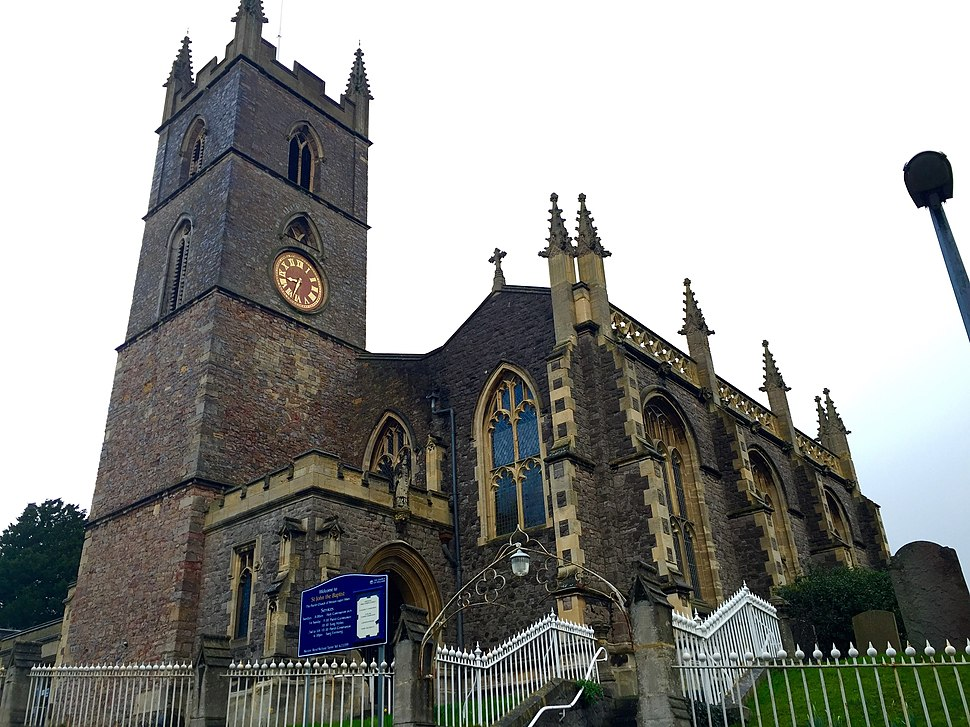 St John's church, Weston-super-Mare