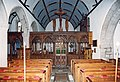 St John the Baptist, Lustleigh, Devon - East end - geograph.org.uk - 1730454.jpg