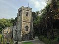St Just in Roseland Church - St Just, Cornwall.jpg