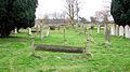 St Leonard, Old Warden, Beds - Churchyard - geograph.org.uk - 329974.jpg