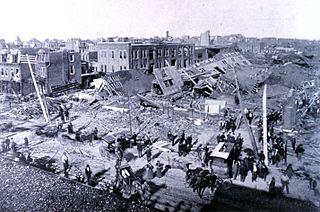 1896 St. Louis–East St. Louis tornado