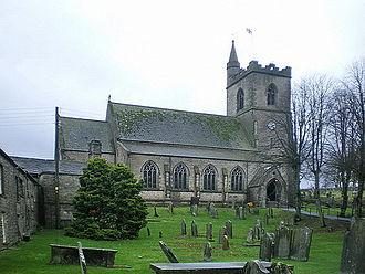 Hawes - St Margaret's Church