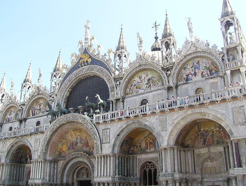 File:St Mark's Basilica.jpeg