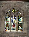 St Mark's Church, Natland, Stained glass window - geograph.org.uk - 862947.jpg