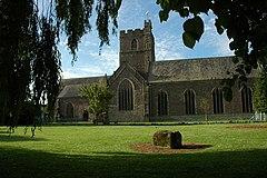 St Mary's Priory Church, Abergavenny - geograph.org.uk - 1328170