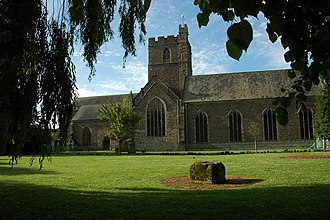 Abergavenny - St Mary's Priory Church