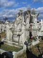St Patrick's Cemetery, Langthorne Road, Leytonstone, London E11 - geograph.org.uk - 307821.jpg