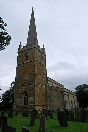Barkestone-le-Vale - The Church of St. Peter and St. Paul.