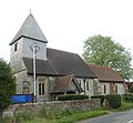 St Thomas of Canterbury's Church, The Street, East Clandon (May 2014) (1).JPG